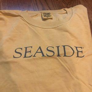Seaside beach men's comfort colors sz XL